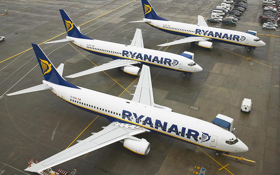 Ryanair vai reembolsar bilhetes comprados até 1 de setembro
