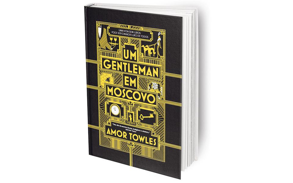Um Gentleman em Moscovo Onde um hotel é o mundo