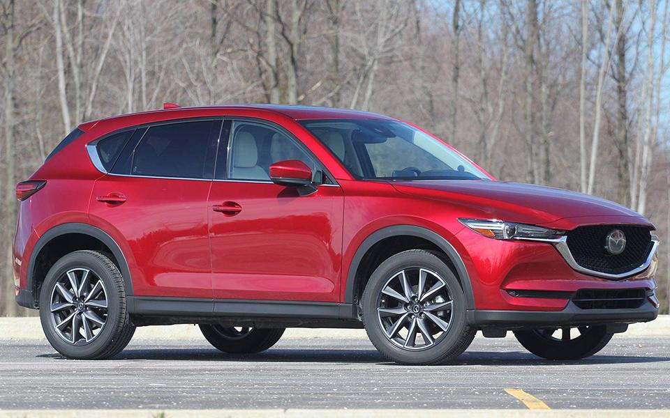 Mazda CX-5: Como tudo pode ser orientado para o condutor
