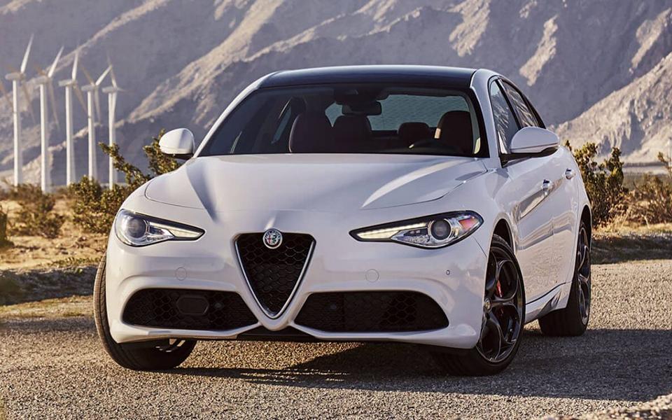 Alfa Romeo Giulia  na rota dos premiums há um italiano a pontuar