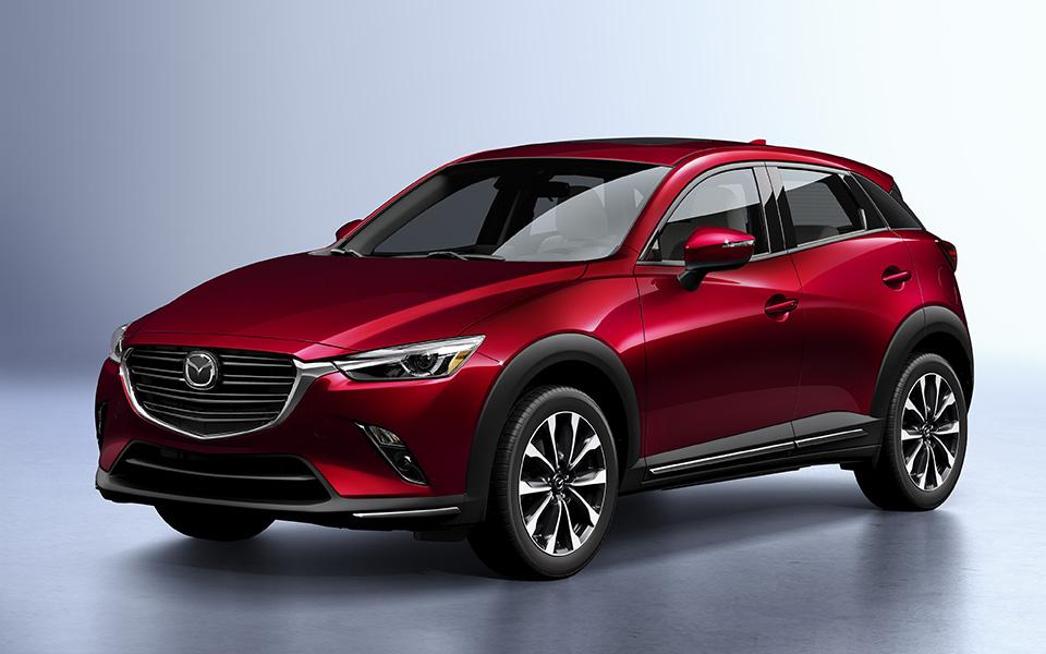 Mazda SUV CX3 marca pontos na mecânica e no conforto