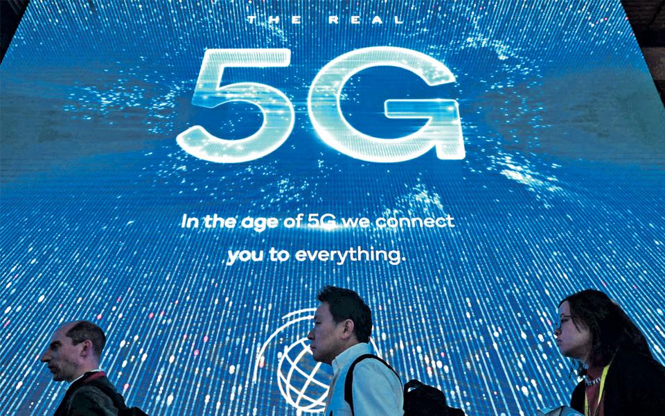 """""""Tecnologia 5G está  seis a nove meses atrasada em Portugal"""""""