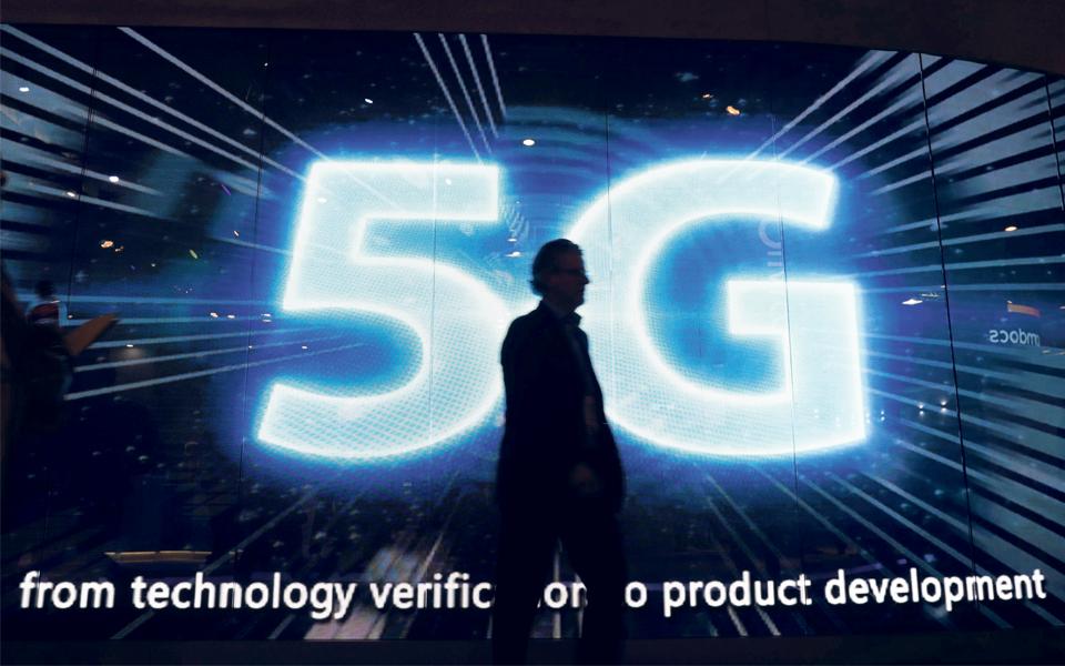 Operadoras limitam valor do leilão do 5G a cem milhões cada