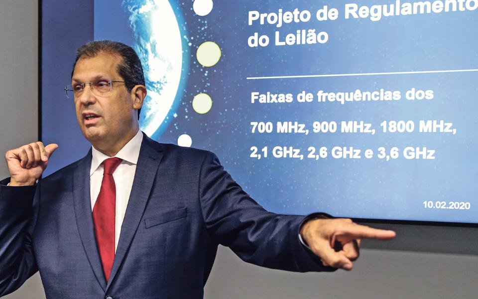Alteração de regras no leilão do 5G aumenta litigância contra Anacom