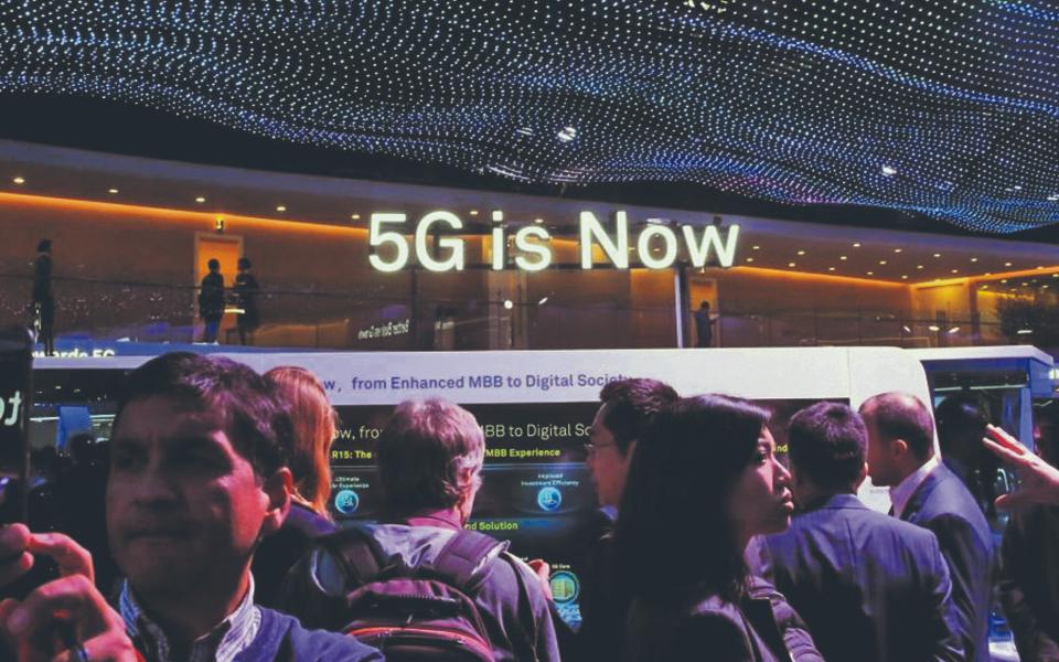 Receita do leilão do 5G  vai superar expectativas