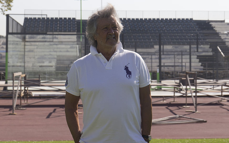 """""""Oeiras Valley Padel Masters"""" vai custar um milhão de euros"""