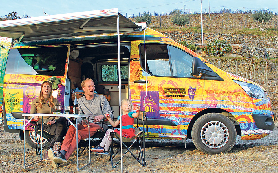 Turismo 'On the road again'