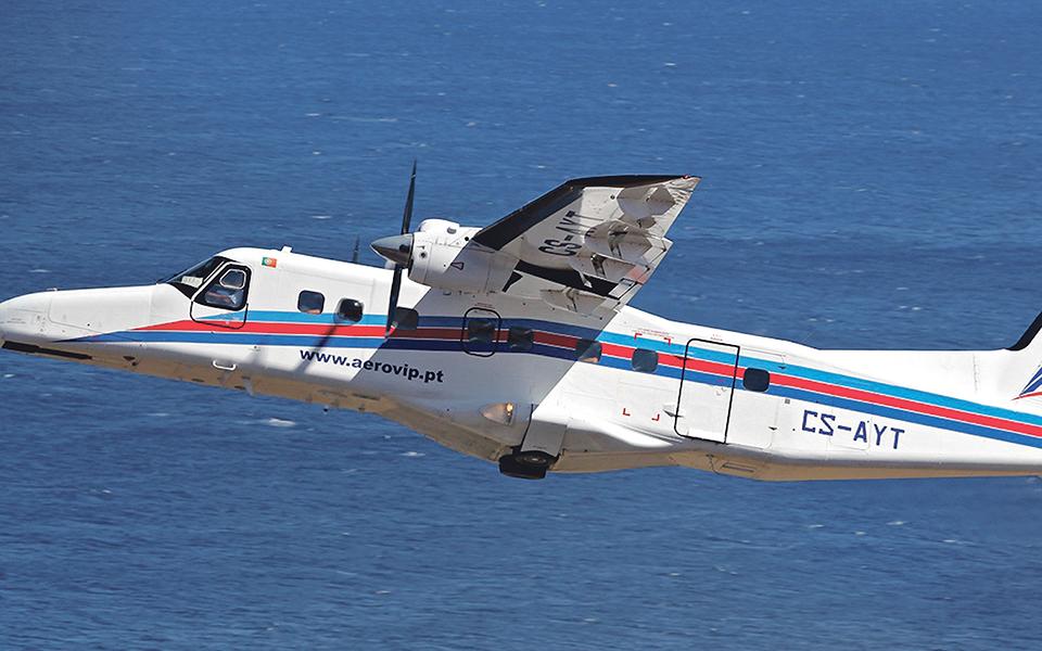 Aerovip garante capacidade para duplicar voos para Porto Santo
