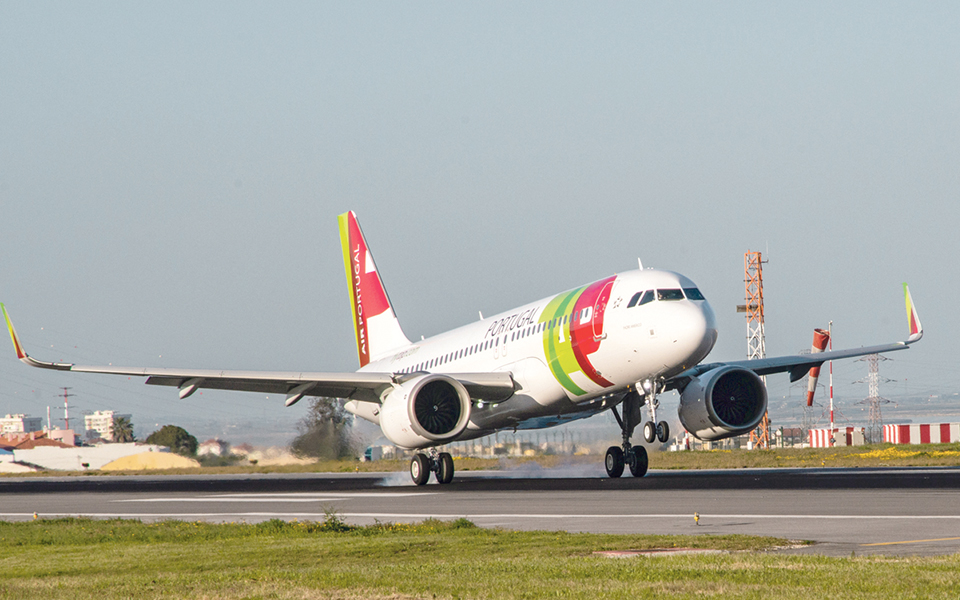 TAP encomenda 71 aviões com valor de mercado de 10 mil milhões