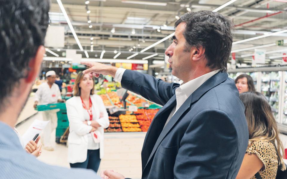 Auchan investe 40 a 50 milhões na região da Grande Lisboa