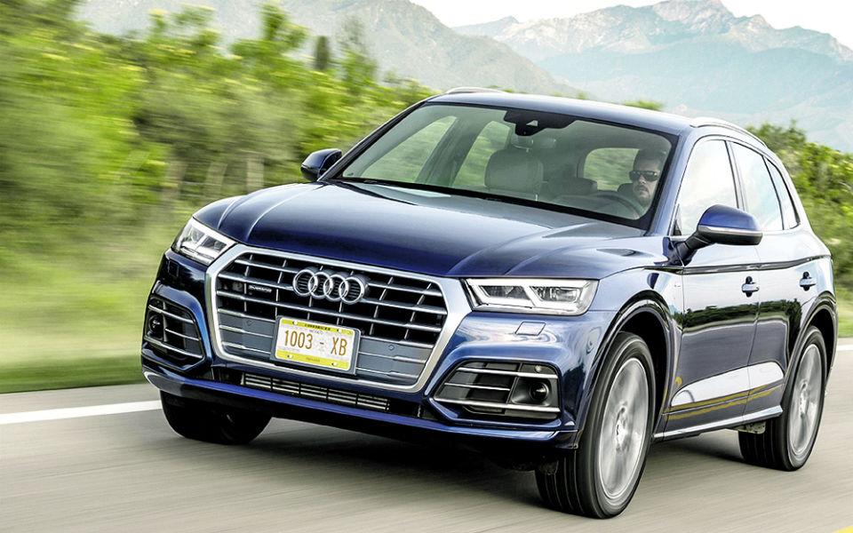Q5. O Audi que aprende com o condutor