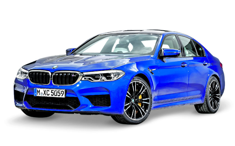 BMW M5: Força extrema em cima de 600 cavalos para 305 km/h