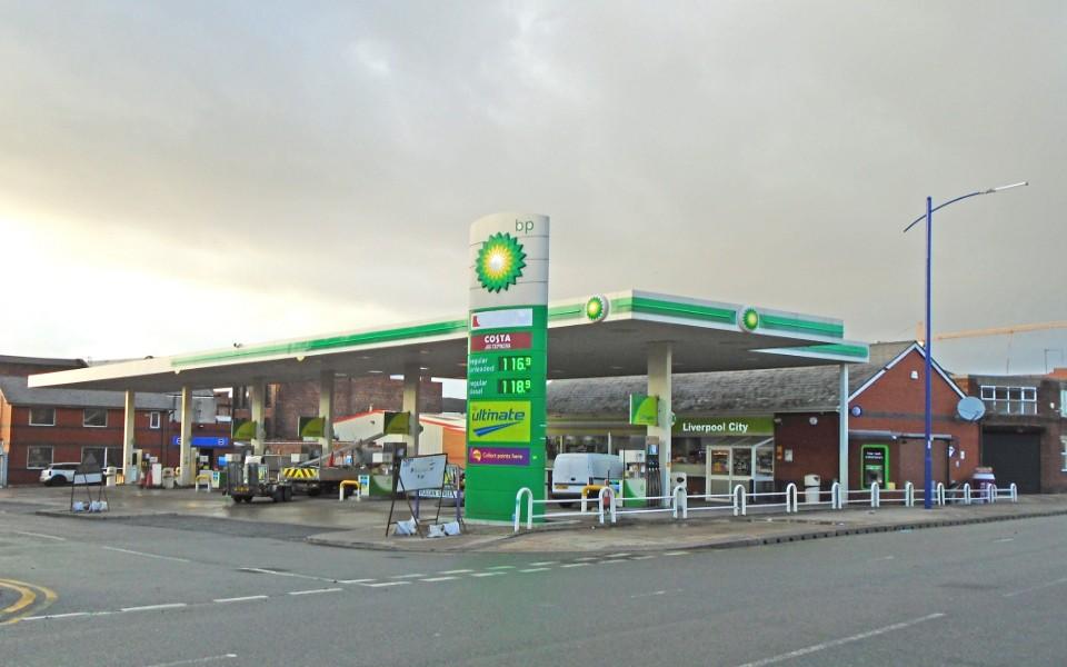 BP vai reduzir exploração petrolífera em 40%