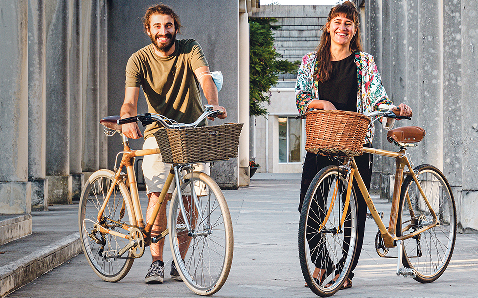 Bam.Bu Bicycles: Pedalar rumo  à sustentabilidade