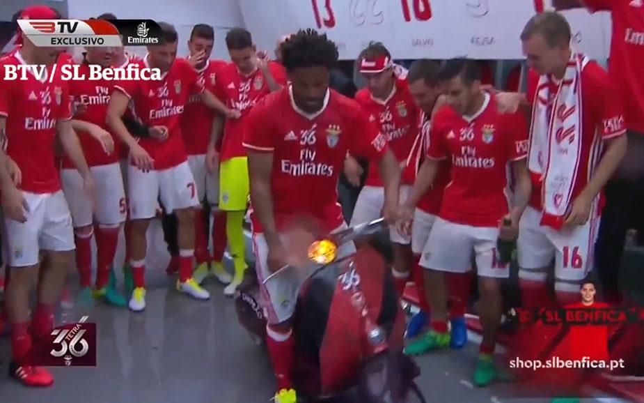 Negócios do futebol: o que traz o tetra às contas do Benfica