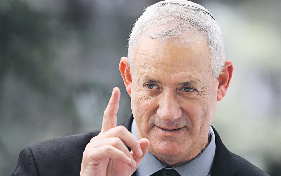 Benjamin Gantz: Um general no labirinto da política israelita