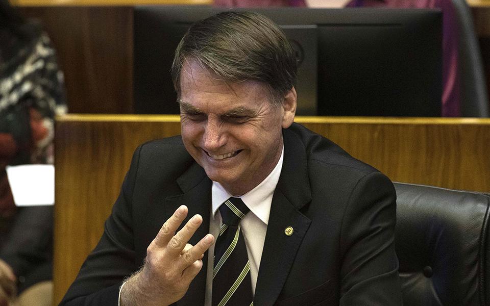 Ida de Bolsonaro à Argentina fecha tenaz sobre as américas