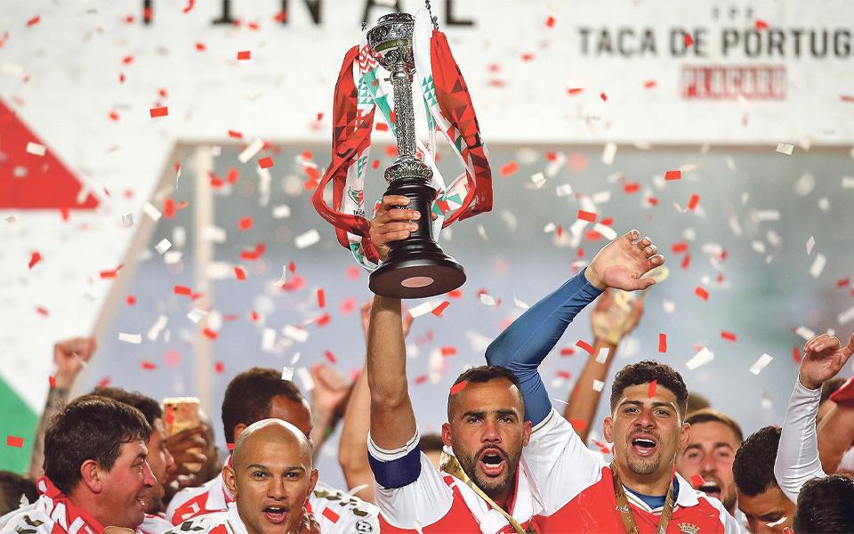 Futebol: O Braga e a história  de um investidor inteligente