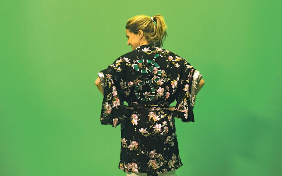 Carolina Guedes: Os quimonos de uma apaixonada por África