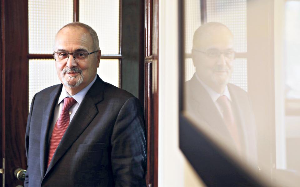 """João Vieira Lopes: """"Quando algo corre bem aumenta-se  logo a carga fiscal"""""""