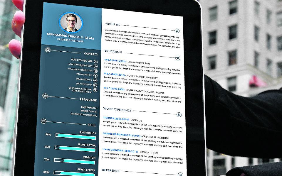 O atual CV tem os dias contados: será mais personalizado e interativo