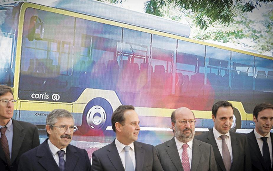 Carris gasta 150 milhões em novos autocarros e elétricos até 2021
