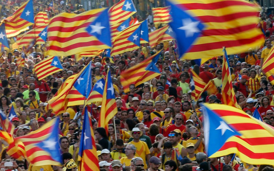 Banca portuguesa preocupada  com independência da Catalunha