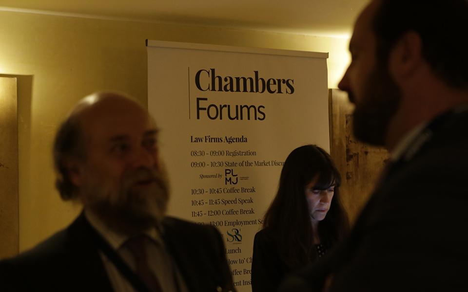 Chambers veio a Lisboa desmistificar 'rankings'