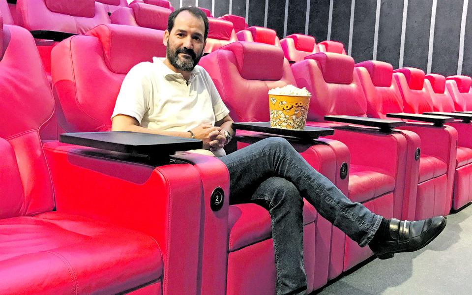 Eyal Edery, o israelita que comanda o império dos Cinema City