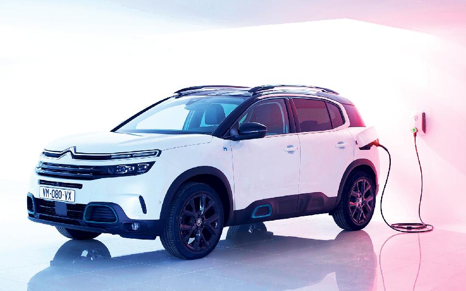 Citroën C5 Aircross Hybrid:  A marca está a construir  o seu ecossistema