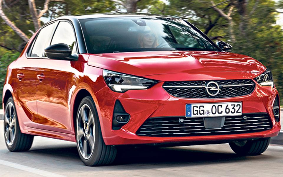 Corsa: Um Opel carregado com toda a tecnologia