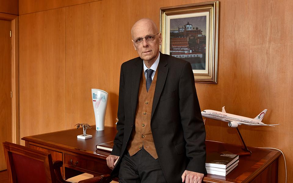 Criador de consensos juntou têxteis antes de presidir à AEP