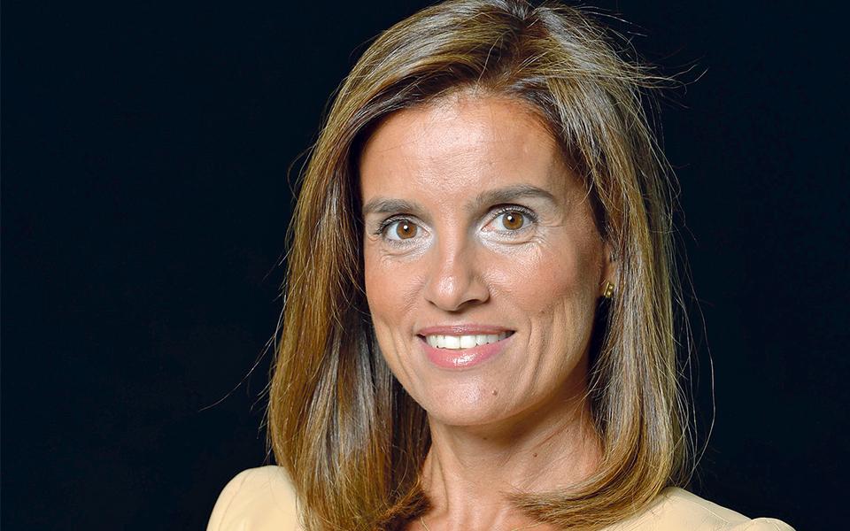 Cristina Campos  gere rede de  3 mil executivos