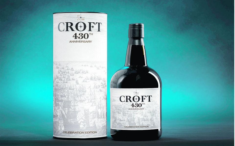 Croft 430th Anniversary Edition: Um vinho carregado de história
