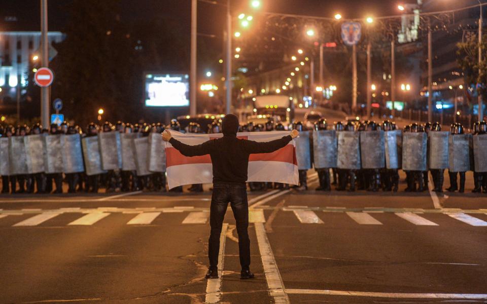 União Europeia endurece posição sobre a Bielorrússia