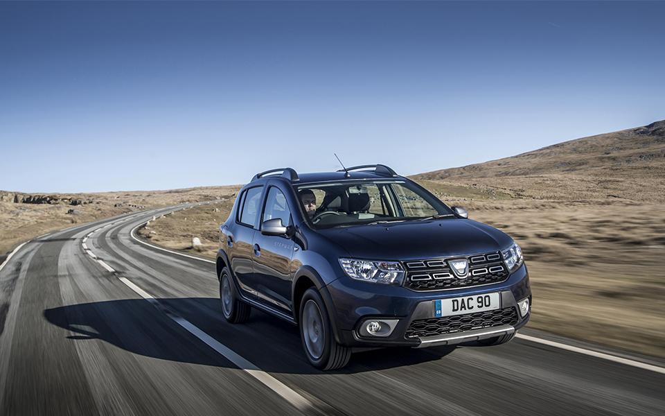 Dacia Sandero Stepway : Ar de SUV  e aposta no design