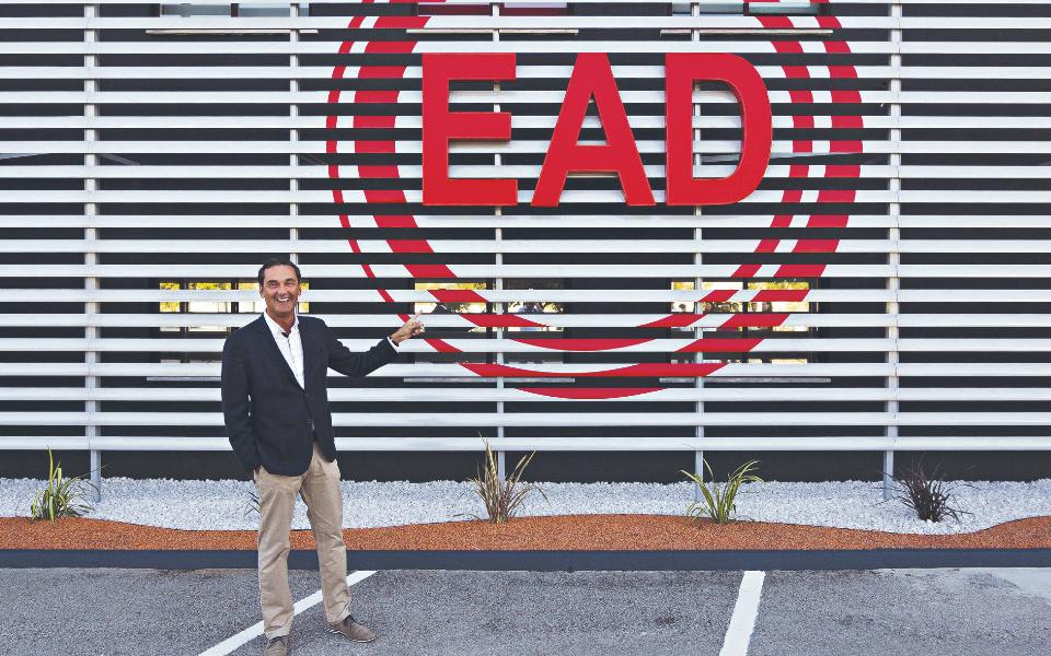EAD quer reforçar presença  na Madeira para aproveitar  o bom momento da economia