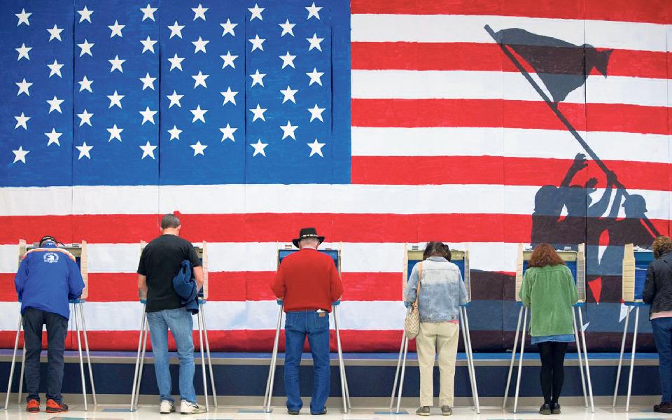 Eleições e bolsas: Corrida à Casa Branca pode travar a do 'touro'