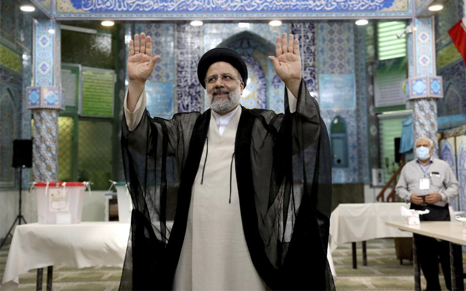 Ebrahim Raisi - Novo presidente do Irão: carrasco do regime quer fazer regressar o país ao concerto das nações