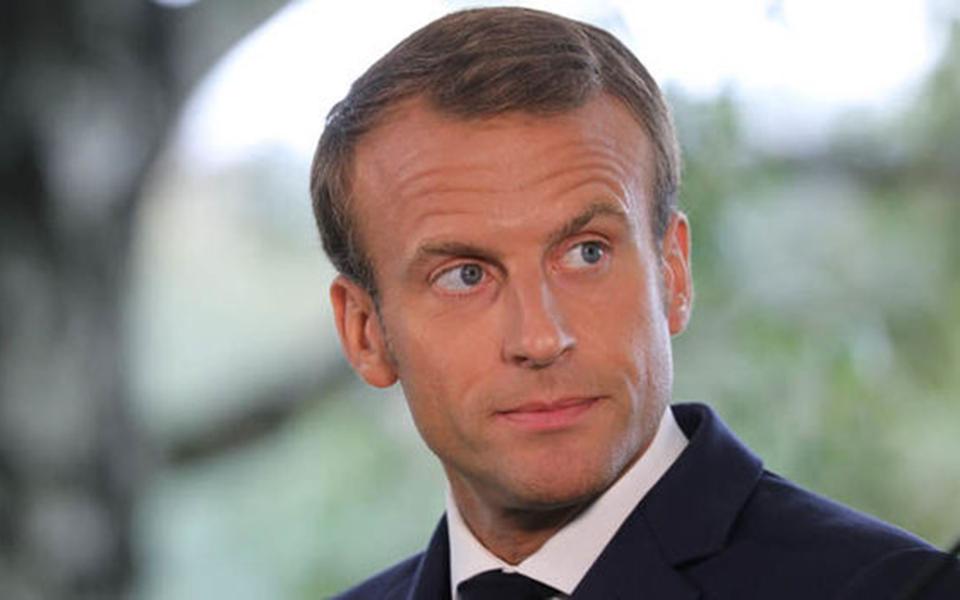 Crescimento anémico dificulta a vida a Macron