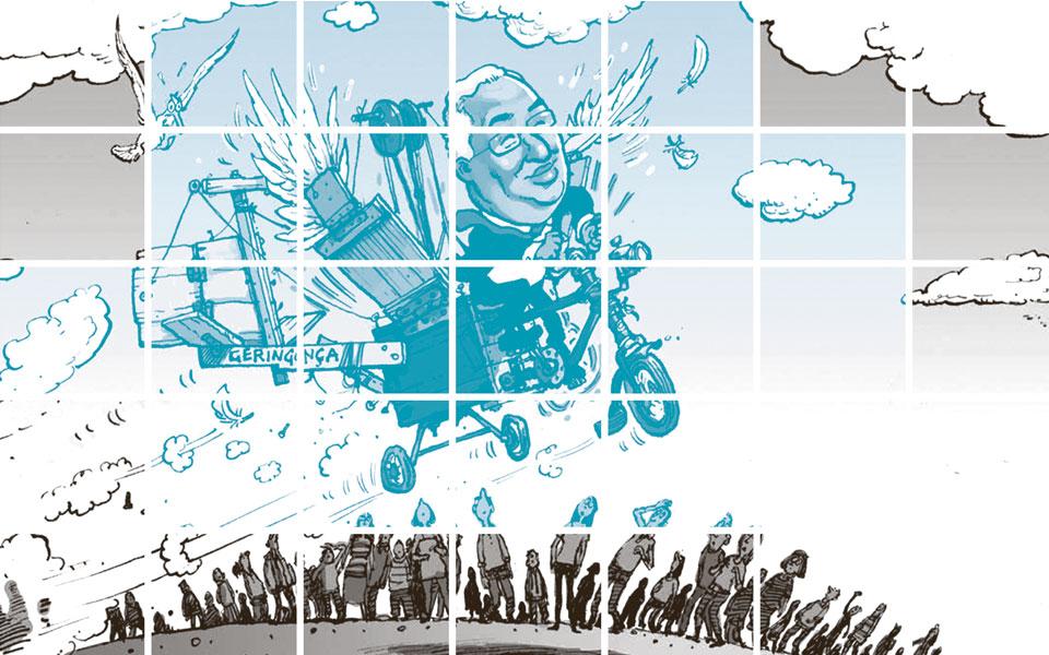 """Agenda para uma """"geringonça 2.0"""": o desafio da social-democracia radical"""