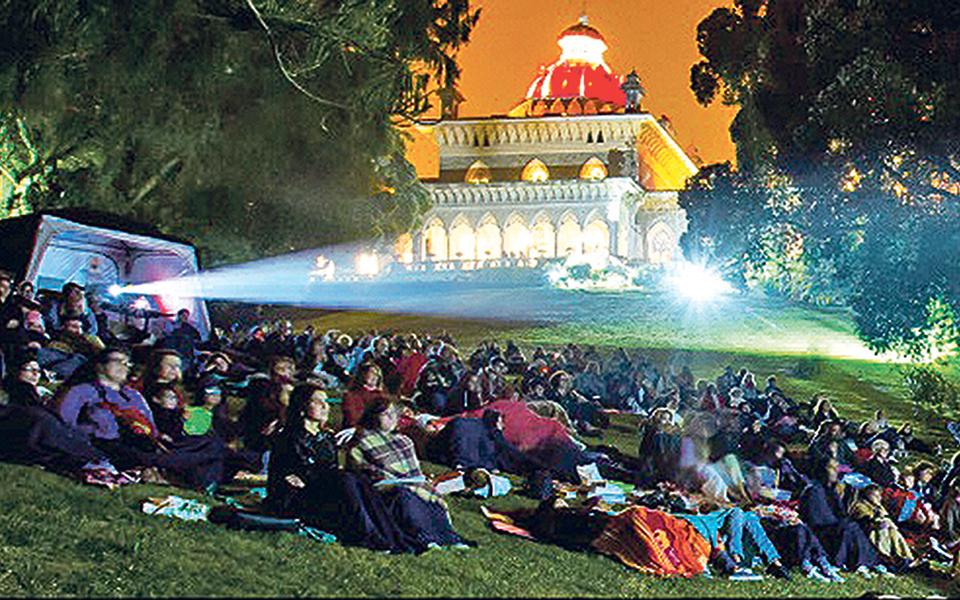 Esplendor na relva: Clássicos do cinema em Sintra