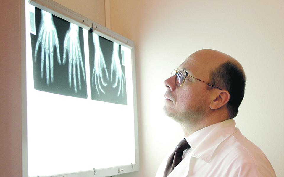 Estudo sobre doenças reumáticas ganha prémio de 200 mil euros