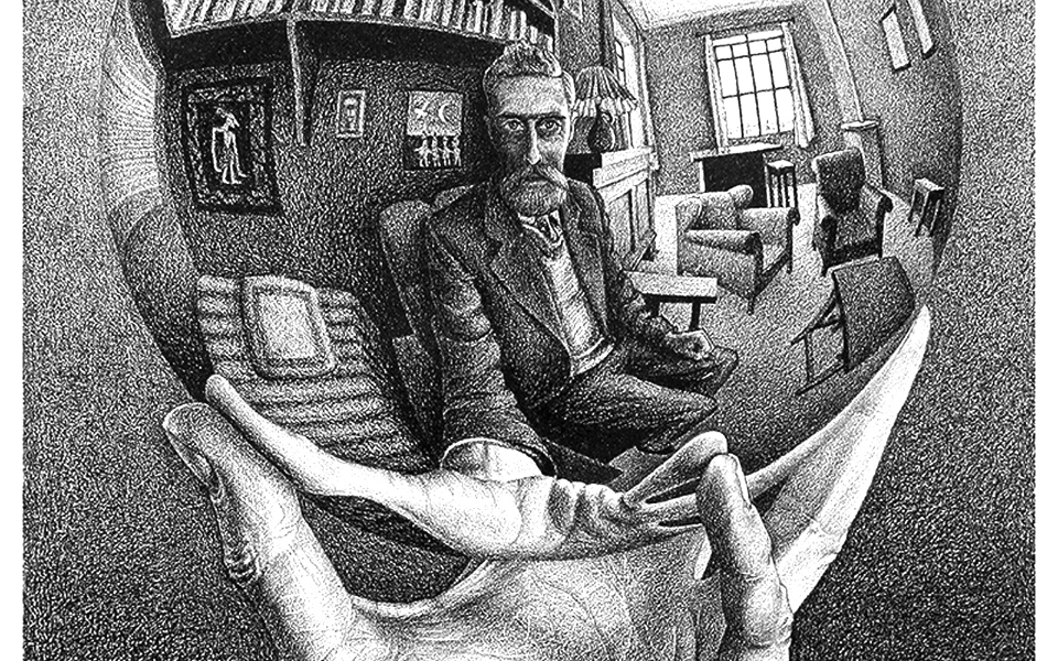 Exposição Escher prolongada: O homem que desenhou a matemática