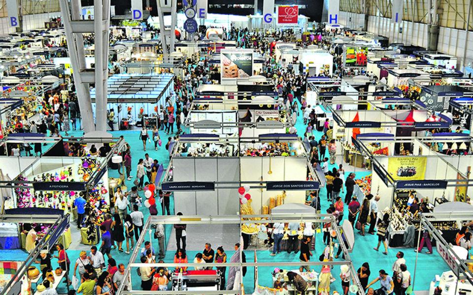 Feira internacional de artesanato: Tradição e inovação dentro e fora de portas