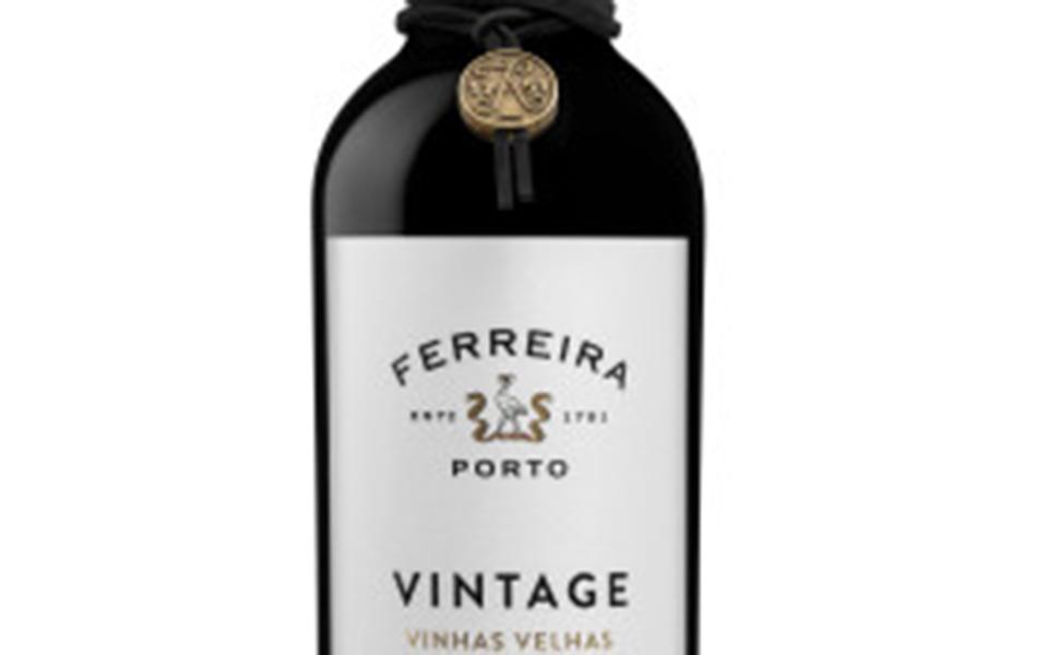 Ferreira vintage vinhas velhas 2016:  Foi você que pediu este vinho do Porto?