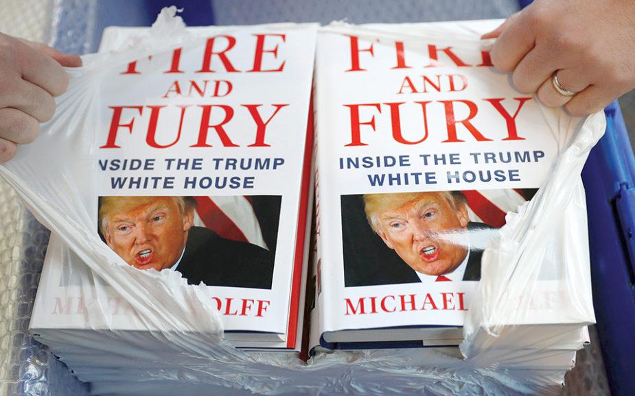 """Fogo e Fúria"". Trump entre a Disneylândia e a guerra nuclear"