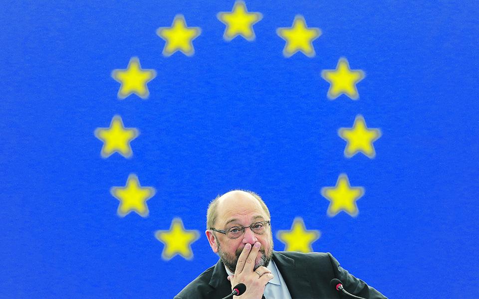 França de Macron é um mau presságio para Schulz
