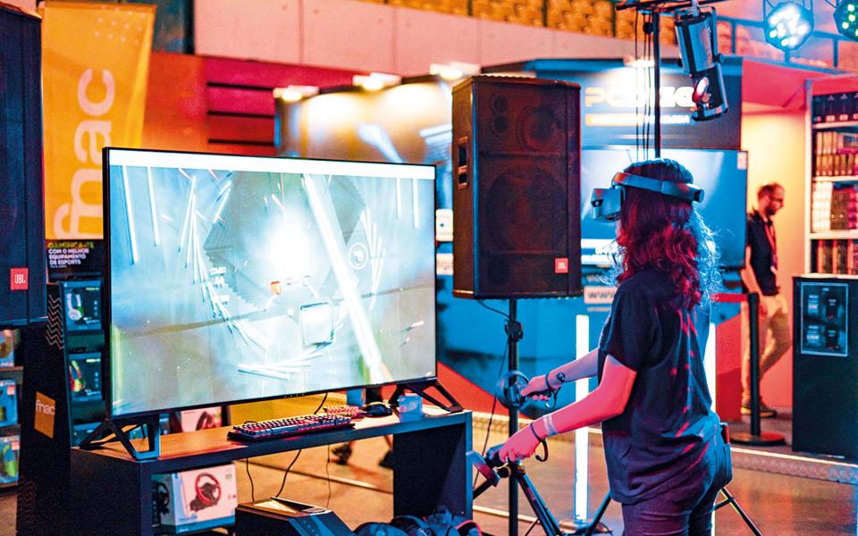 """JOGOS - Como o """"gaming"""" já vale 250 milhões de euros  na economia portuguesa"""