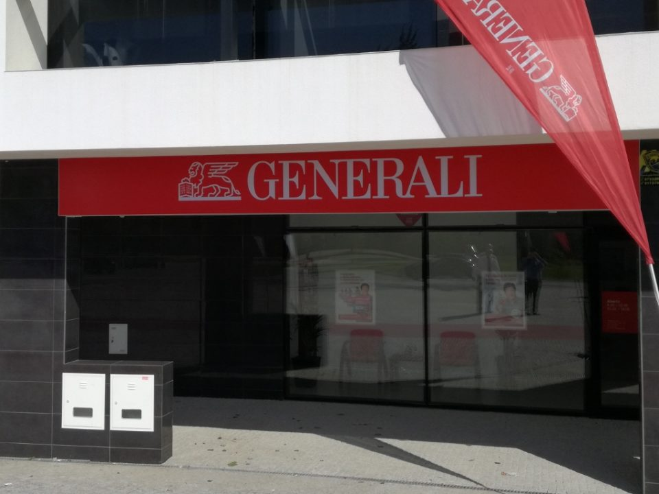 Generali Portugal incluída no lote de vendas do grupo